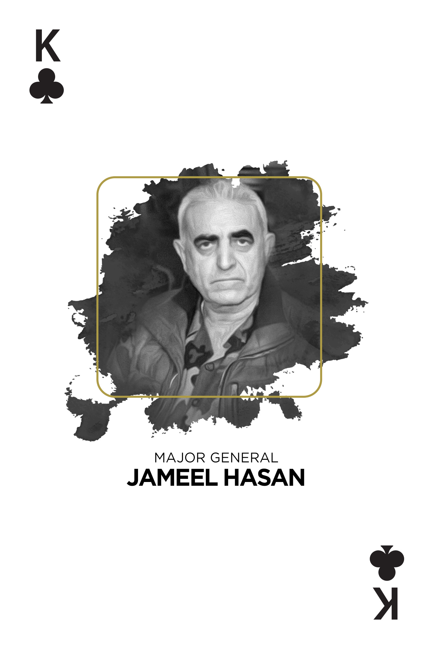 Pro Justice - Major General Jamil al-Hassan