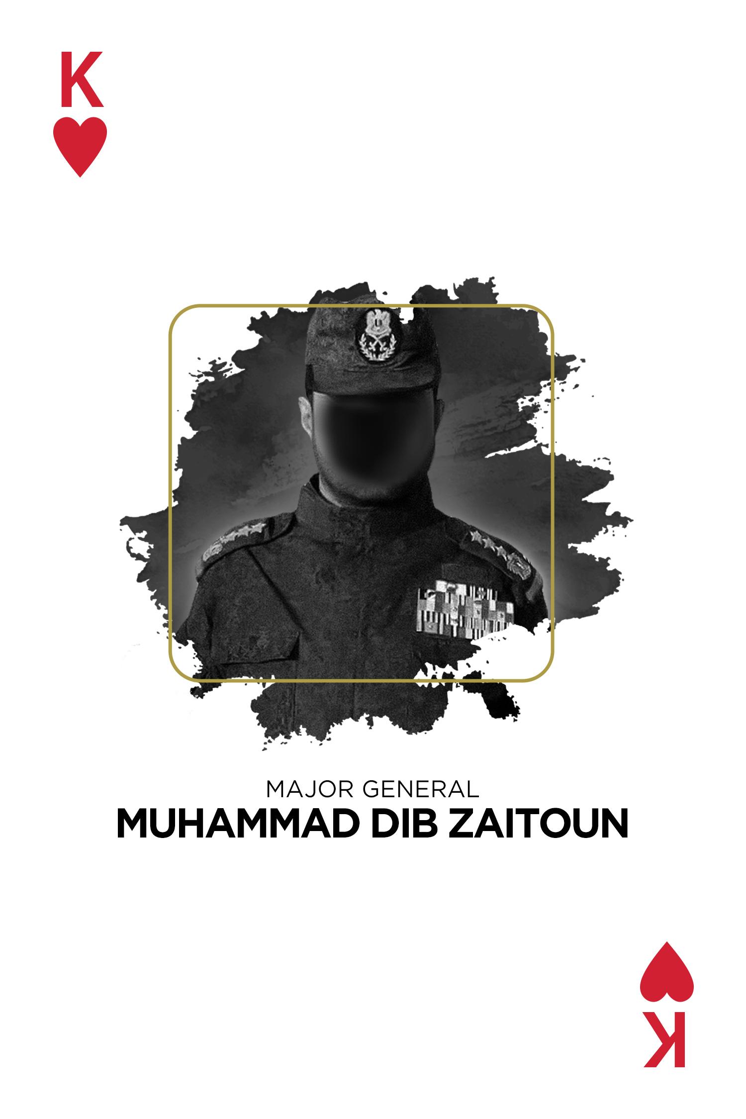 Pro Justice - Muhammad Dib Zaitoun