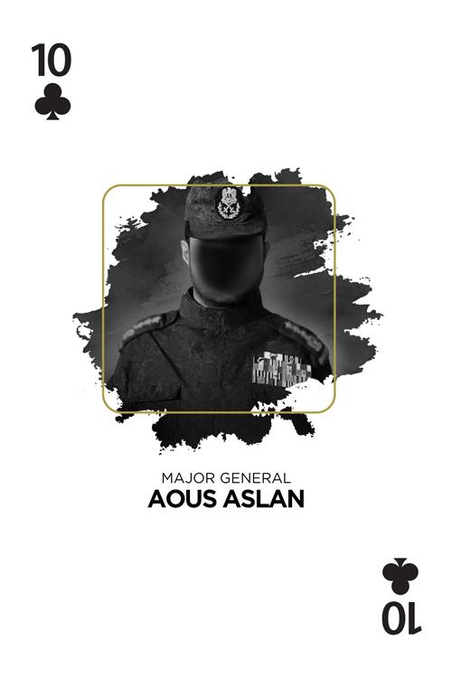 Pro Justice - Aous Ali Aslan