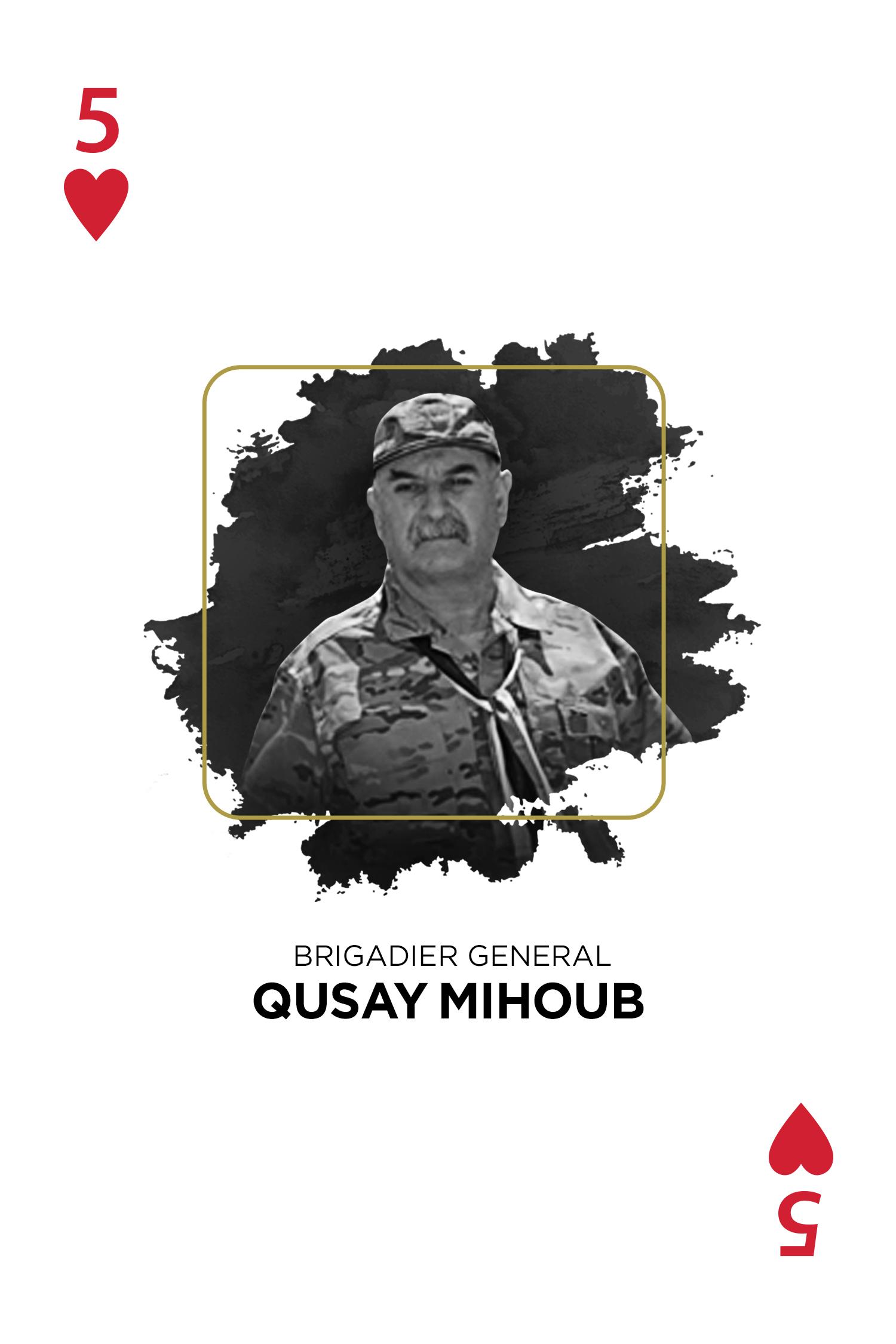 Pro Justice - Qusay Ibrahim Mihoub