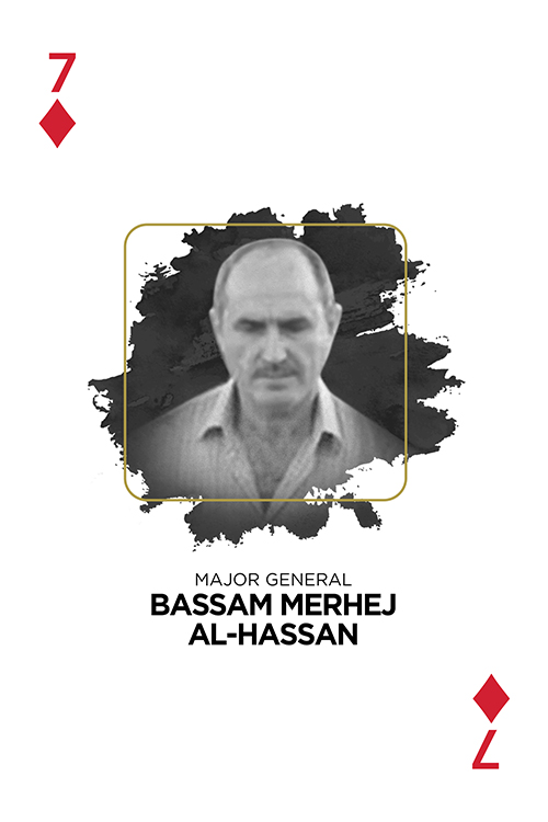 Pro Justice - Bassam Merhaj al-Hassan