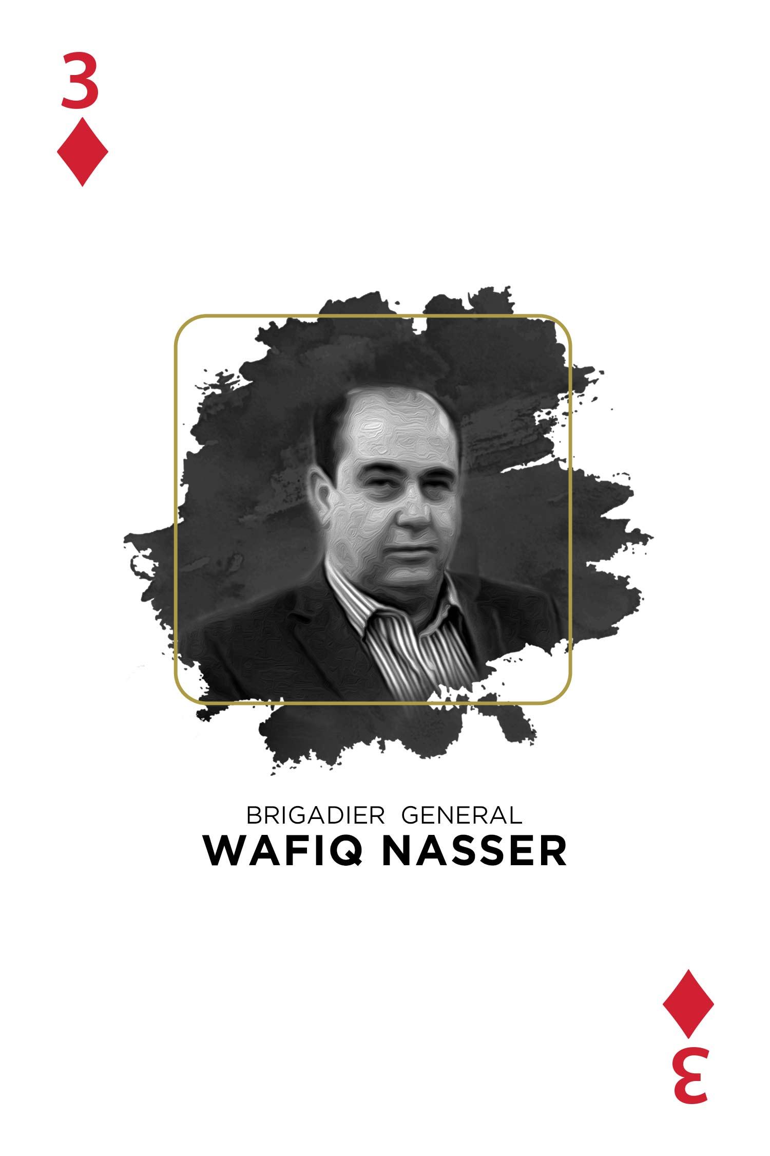 Pro Justice - Wafiq Nasser