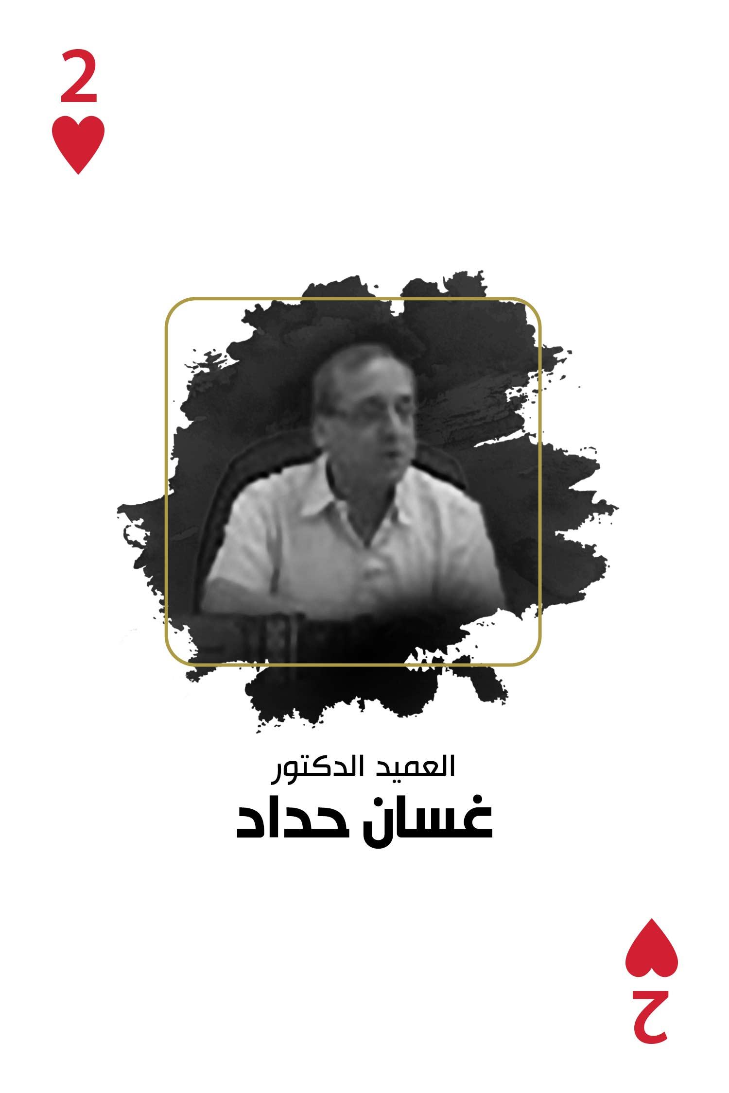 مع العدالة - الدكتور غسان حداد